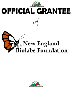 Official Grantee of NEBF 2018